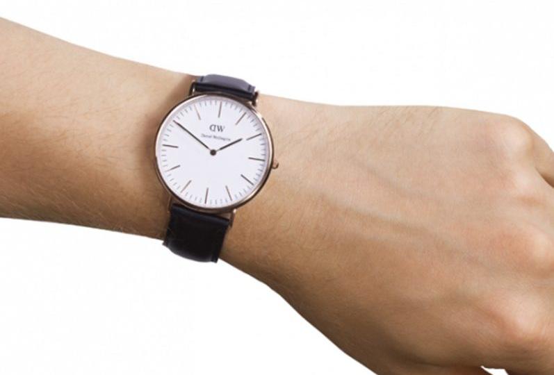 女款DW手表高清图